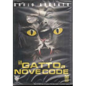 Il Gatto A Nove Code DVD Dario Argento Catherine Spaak Ennio Morricone Sigillato