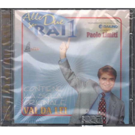 AA.VV. CD Alle Due Su Rai 1 - Paolo Limiti / Raar Records Sigillato