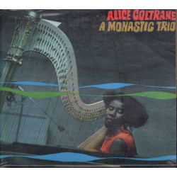 Alice Coltrane ‎CD A Monastic Trio / Impulse IMP 12672 Sigillato