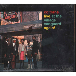 John Coltrane ‎CD Live At The Village Vanguard Again / Impulse 12132 Sigillato