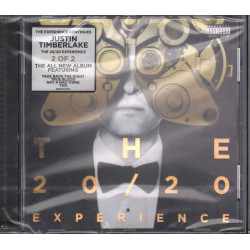 Justin Timberlake ‎CD The 20/20 Experience (2 Of 2) RCA ‎88883741612 Sigillato