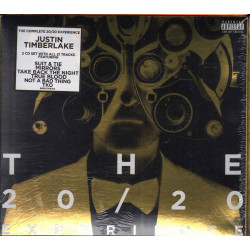 Timberlake ‎CD The 20/20 Experience The Complete Experience / RCA Sigillato