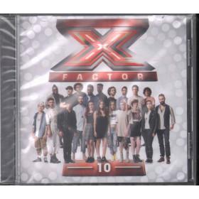 AA.VV. CD X Factor 10 Compilation / RCA 889854025328 Sigillato