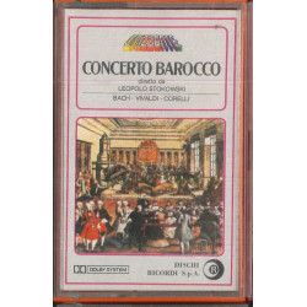 Leopold Stokowski MC7 Concerto Barocco / Ricordi OCK 716219 Nuova