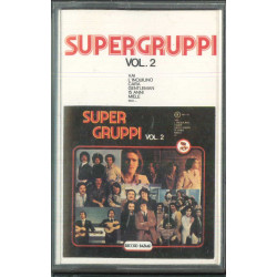 AA.VV MC7 Supergruppi Vol.2 / 31 RB 178 Nuova