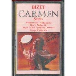 George Richter MC7 Bizet Carmen Suites / Joker MC 1354 Sigillata