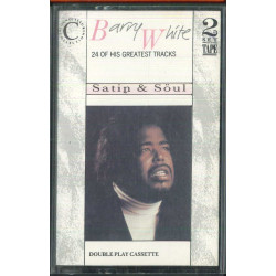 Barry White MC7 Satin & Soul / VSOP MC 101 Nuova