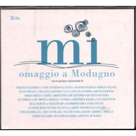 AA.VV. 2 CD Omaggio A Modugno / Carosello Sigillato