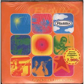 Ridillo Cd'S Singolo Figli Di Una Buona Stella / Best Sound 571 630-2 Sigillato