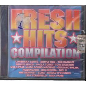 AA.VV. CD  Fresh Hits Compilation / Edel 0167732ERE Sigillato