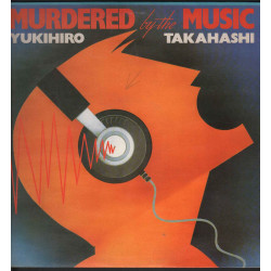 Yukihiro Takahashi Lp Vinile Murdered By The Music / Statik STAT LP 6 Nuovo