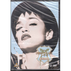 Madonna DVD The Immaculate Collection / Warner Music 7599-38195-2 Sigillato