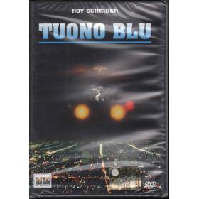 Tuono Blu DVD Malcolm Mcdowell Roy Scheider / Columbia Sigillato