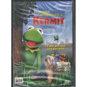 La Prima Avventura Di Kermit DVD Gumpel David Jim Henson Cristal Box Sigillato
