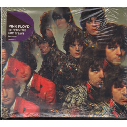 Pink Floyd ‎CD The Piper At The Gates Of Dawn Remastered / EMI Sigillato