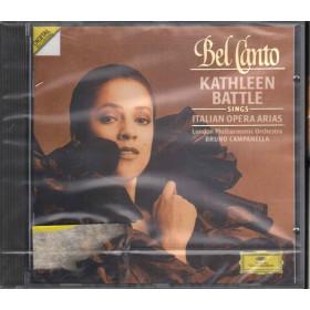 Kathleen Battle CD Bel Canto / Deutsche Grammophon 435 866-2 Sigillato