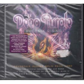 Deep Purple CD + DVD Phoenix Rising Nuovo Sigillato 4029759066019