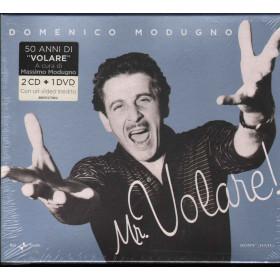 Domenico Modugno CD DVD Mr Volare / RCA 88697277862 Sigillato