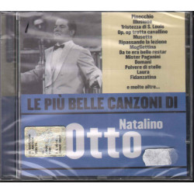Natalino Otto CD Le Piu Belle Canzoni Di / Warner 5051442-0870-2-4 Sigillato