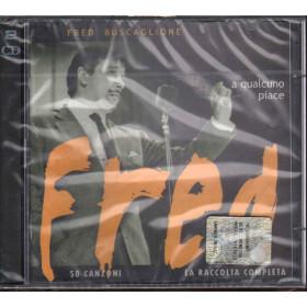 Fred Buscaglione CD A Qualcuno Piace Fred / Warner 5050466-4432-2-9 Sigillato