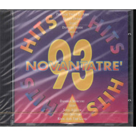 AA.VV. CD Hits '93 / Columbia  Col 475597 2 Italia Sigillato