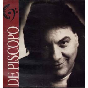 Tullio De Piscopo Lp Vinile De Piscopo (Omonimo Same ) EMI Costa Est Nuovo