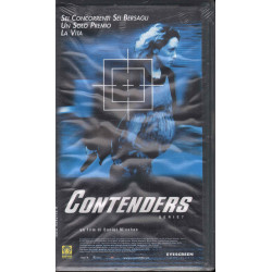 Contenders Serie 7 VHS Brooke Smith Marie Louise Burke Richard Venture Sigillato