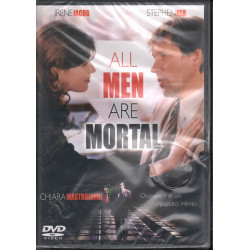 All Men Are Mortal DVD Irene Jacob / Chiara Mastroianni / Stephen Rea Sigillato