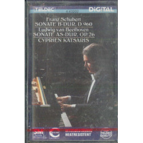 Schubert, Beethoven MC7 Sonate B-Dur D960 - OP.26 / 4.43202 Sigillata