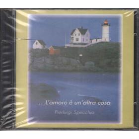 Pierluigi Specchia CD L'Amore E' Un Altra Cosa / Ediciass EC 0102 Sigillato