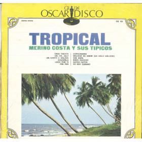Merino Costa Y Sus Tipicos Lp Vinile Tropical / Gli Oscar Del Disco Sigillato
