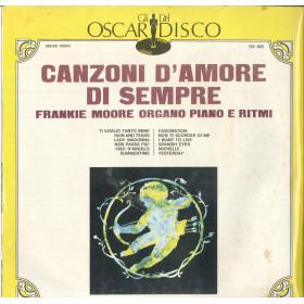 Frankie Moore Lp Vinile Canzoni D'amore Di Sempre / Gli Oscar Del Disco Nuovo