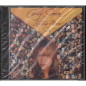 Carly Simon CD Letters Never Sent - UK 07822 18752 2 Sigillato 0078221875226