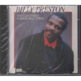 Billy Preston CD You Can't Keep A Good Man Down / Disco 3 CDDT 5001 Sigillato