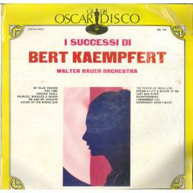 Walter Bauer Lp Vinile I Successi di Bert Kaempfer Gli Oscar Del Disco Sigillato