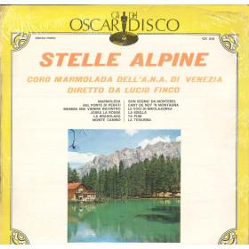 Coro Marmolada / Lucio Finco Lp Vinile Stelle Alpine / Gli Oscar Del Disco Nuovo