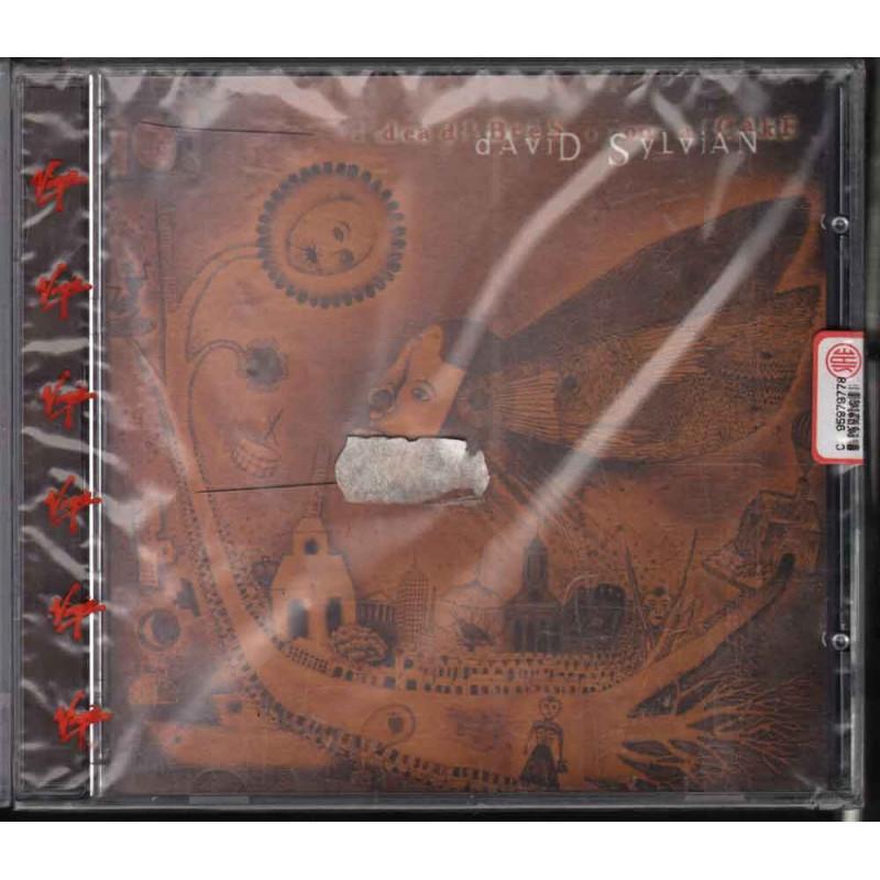 David Sylvian CD Dead Bees On A Cake Virgin – CDV 2876 Sigillato 0724384707125