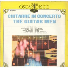 AAVV Lp Vinile Chitarre In Concerto The Guitar Men Gli Oscar Del Disco Sigillato