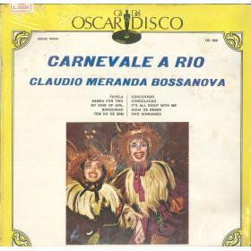 Claudio Meranda Bossanova Lp Vinile Carnevale A Rio Oscar Del Disco Sigillato
