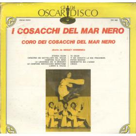 Coro Dei Cosacchi Del Mar Nero S Horbenko Lp I cosacchi del Mar Nero Sigillato