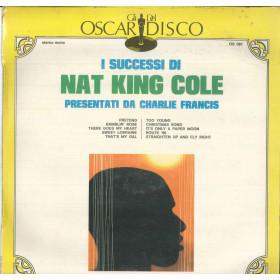 Charlie Francis Lp Vinile I Successi Di Nat King Cole Oscar Del Disco Sigillato