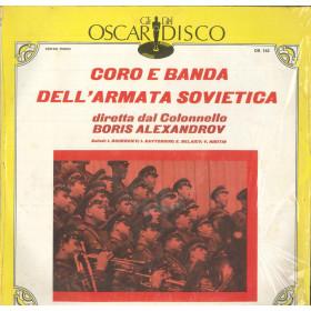 Coro E Banda Dell'armata Sovietica Lp Vinile Untitled Oscar Del Disco Sigillato