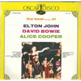 The Best Songs Of John Bowie Cooper Lp Vinile Oscar Del Disco Cover Sigillato