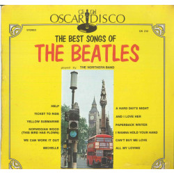 Northern Band Lp The Best Songs Of The Beatles / Oscar Del Disco Cover Sigillato