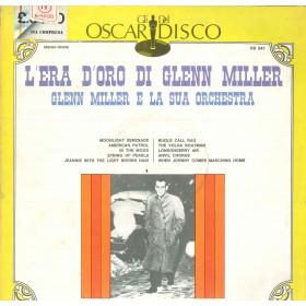 Glenn Miller E La Sua Orchestra Lp Vinile L'Era D'Oro Di Glen Miller Cover Nuovo