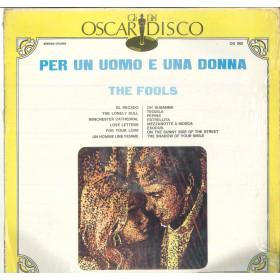 The Fools Lp Vinile Per Un Uomo E Una Donna / Gli Oscar Del Disco Nuovo