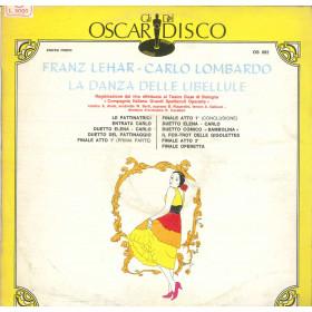 Lehar / Lombardo Lp Vinile La Danza Delle Libellule Gli Oscar Del Disco Nuovo
