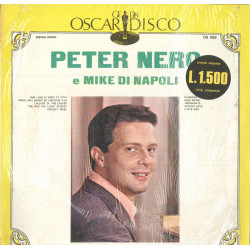 Peter Nero / Mike Di Napoli Lp Vinile Gli Oscar Del Disco Cover Version Nuovo