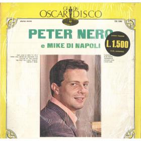 Peter Nero / Mike Di Napoli Lp Vinile Gli Oscar Del Disco Cover Version Nuovo