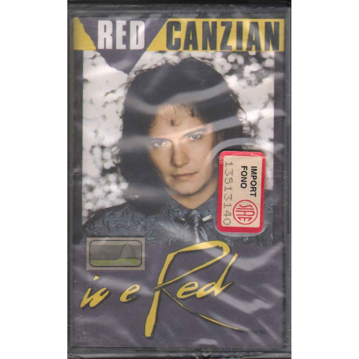 Red Canzian MC7 Io E Red / CGD 9031-77231-4‎ Sigillato